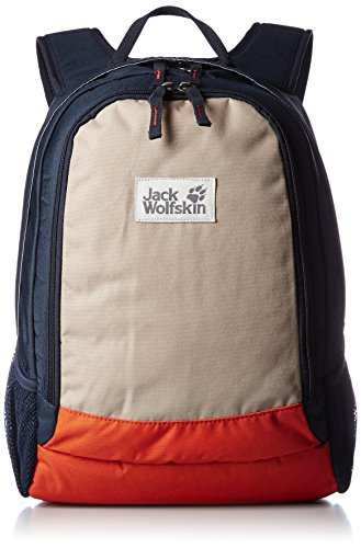 Jack Wolfskin Uni Perfect Day Rucksack, Gravel, 48 x 36 x 4 cm, 22 Liter