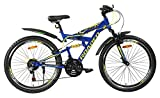 Hercules Roadeo Turner Road Bike, Adult Medium (Azure Blue)