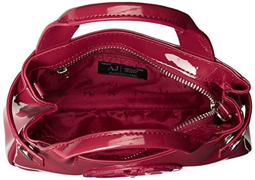 Armani Jeans 922528cc855 Umhängetaschen Rot (BORDEAUX 00176)
