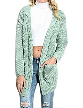 FEMME SEVEN Camiseta London Básicos de seda Ropa cómoda básica Mujer