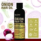 EON Onion Hair Oil 200ml - Enriched with blend of 21 Proven natural