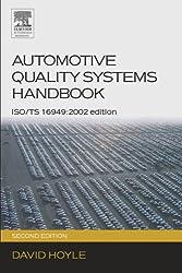 Automotive Quality Systems Handbook: ISO/TS 16949:2002 Edition by David Hoyle (2005-08-16)