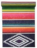 Santex Runner da tavola in Tessuto Multicolor Messico Taglia Unica