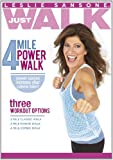 LESLIE SANSONE:4 MILE POWER WALK