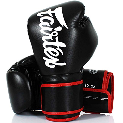 fairtex boxhandschuhe Fairtex Boxhandschuhe, BGV-14, Micro Fiber, schwarz, Boxing Gloves MMA Muay Thai Size 10 Oz