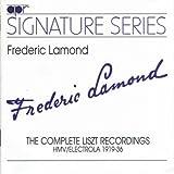 Die Liszt-Aufnahmen für HMV 1919-1936