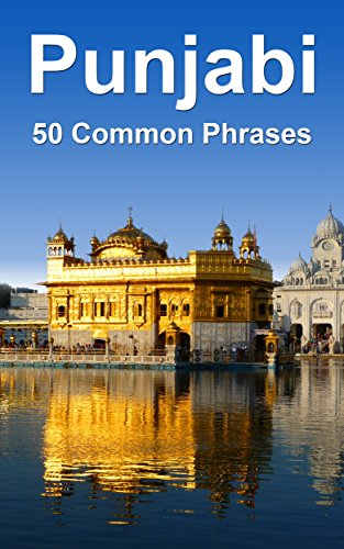 Punjabi: 50 Common Phrases (English Edition)