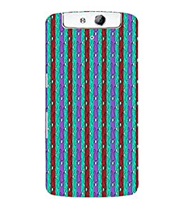 EPICCASE paddy fields Mobile Back Case Cover For OPPO N1 (Designer Case)