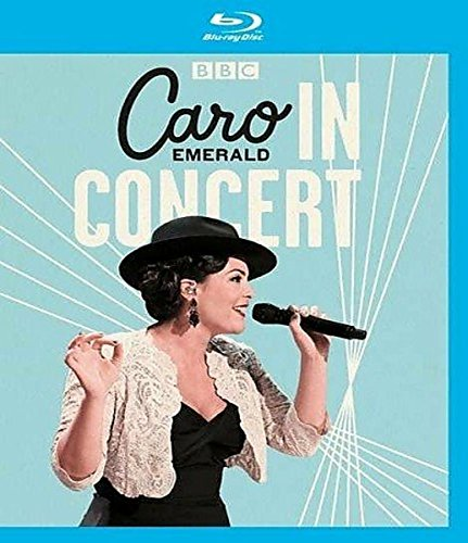 Caro Emerald – In Concert [Reino Unido] [Blu-ray] 511zZIgrpEL