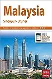 Nelles Guide Reiseführer Malaysia - Singapur - Brunei (Nelles Guide / Deutsche Ausgabe) -