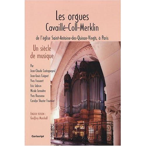 Les Orgues Cavaille Coll Merklin