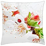 First Sign of Spring - Throw Pillow Cover Case (18