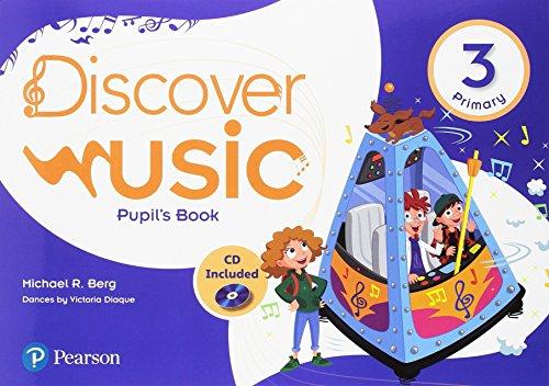 Discover Music 3 Pupil's Book Pack (Descubre la música)