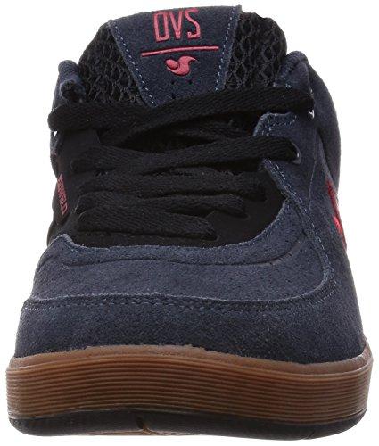 endeavor black suede Navy-Gum