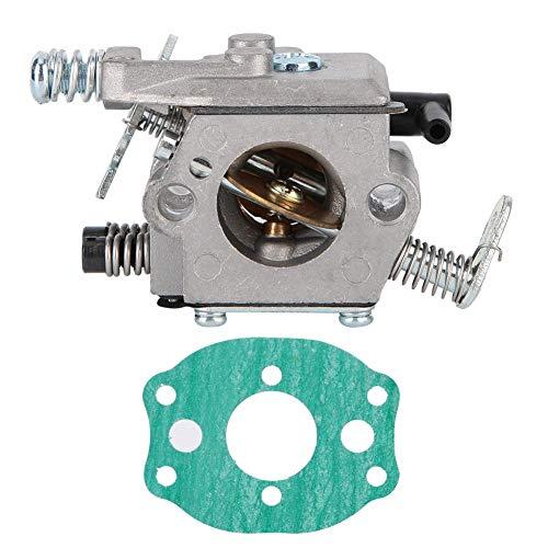 idalinya Vergaser für Motoren ohne Choke Vergaser für Stihl MS170 MS180 017 018 Kettensägenmodelle mit Dichtung und O-Ring ohne Choke