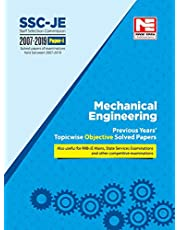 SSC : Mechanical Engineering Objective Solved Papers by MADE EASY