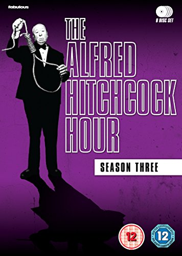 The Alfred Hitchcock Hour - Season Three (8 disc box set) [DVD] [UK Import]