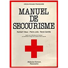 Manuel du secourisme Croix Rouge / 1991 / Collectif