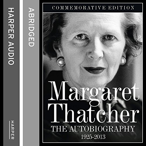 Margaret Thatcher the Autobiography CD
