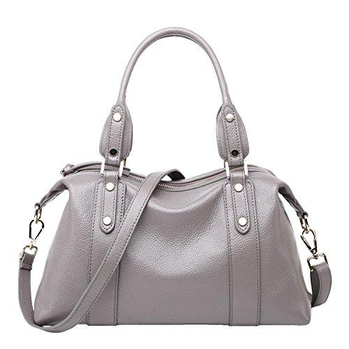 Mena UK-Femmes Nouveau cuir artificiel multi-usages Casual sac en cuir souple / Sac bandoulière / Messenger Bag