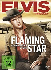 Elvis: Flaming Star [Import anglais]