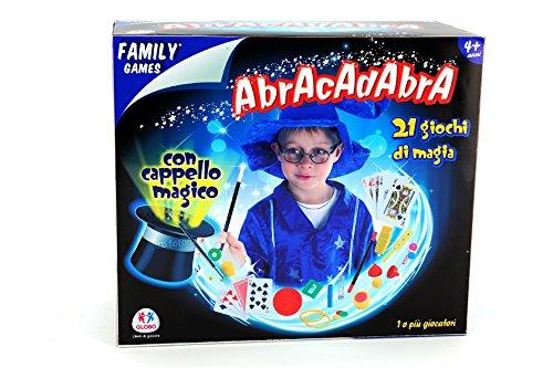 Family games 36867 - giochi di prestigio