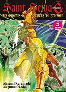 Saint Seiya episode G Edition double Tome 5
