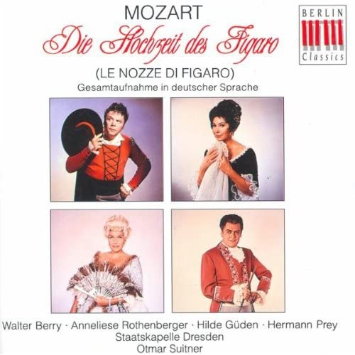 Le nozze di Figaro (The Marriage of Figaro), K. 492: Act IV: Nel padiglione a manca (Barbarina, Figaro, Basilio, Bartolo)