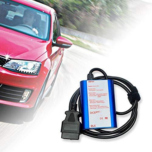 Hochwertiger Full Chip für Volvo Vida Dice Super für Volvo VIDA DICE PRO + 2014D Fimware Update & Selbsttest für Volvo Scanner ()