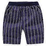 ZHOUJINGTIAN Shorts für Mädchen Jungen Shorts Sommer Kinderhose A-16 110cm