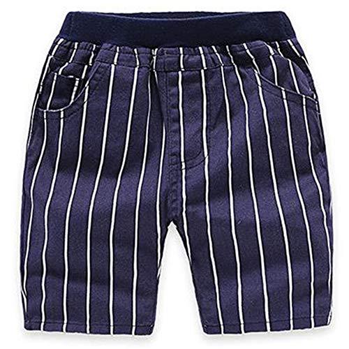 für Mädchen Jungen Shorts Sommer Kinder Hosen A-37 130cm ()