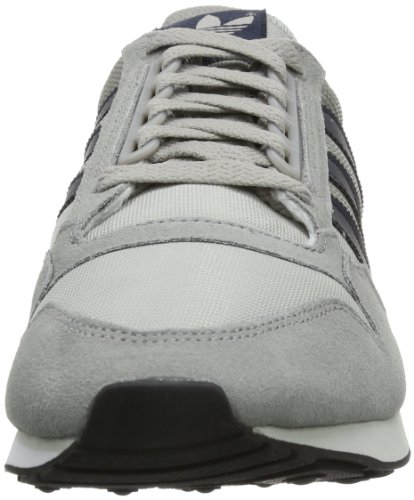 adidas Originals Zx 500 Og, Baskets Basses homme Gris - Grau (ICE GREY / LEGEND INK S10 / ALUMINUM)