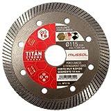 DISCO DIAMANTE TITAN XTREM 115MM. WTX115