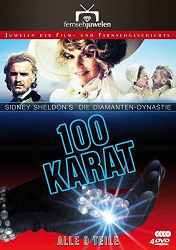 Bild von 100 Karat - Die Diamanten-Dynastie (Fernsehjuwelen) [4 DVDs]