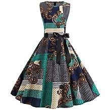 93d6da024d34 Amazon.it  Abiti da cerimonia donna  Tubini eleganti - Multicolore