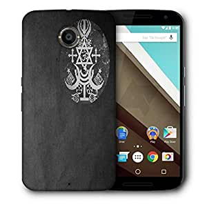 Snoogg Combined Religions Printed Protective Phone Back Case Cover For LG Google Nexus 6