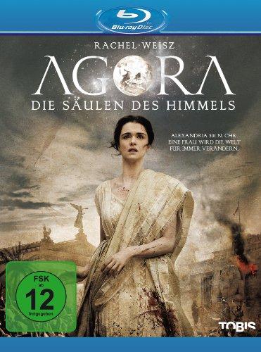 Bild von Agora - Die Säulen des Himmels [Blu-ray]