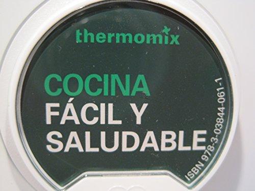 Original Vorwerk Thermomix TM5 Rezept Chip Spanische Rezepte Grunkochbuch Spanisch COCINA FÁCIL Y SALUDABLE NEU