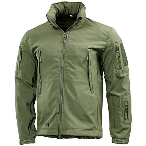 Pentagon Artaxes Herren Softshell Jacke Olivgrün size XL