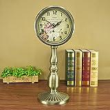 Aemember los antiguos relojes antiguos Antique Salón en silencio el reloj reloj de sobremesa Reloj...