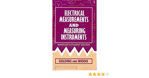 Electrical Measurements Book