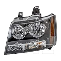 Chevrolet Tahoe 2007-2014 Replacement Head Lamp HEADLIGHT ASSEMBLY REPLACEMENT (Right)
