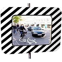 dancop© - Miroir de sécurité standard (France) - polycarbonate - 60 x 80 cm