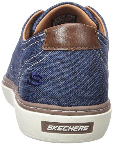 SKECHERS 64925-NVY BLEU Bleu