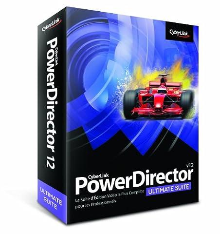 Suite De Logiciels - PowerDirector 12 Ultimate
