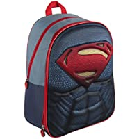 DC 210000162140cm Superman Effetto 3d Suit Zaino
