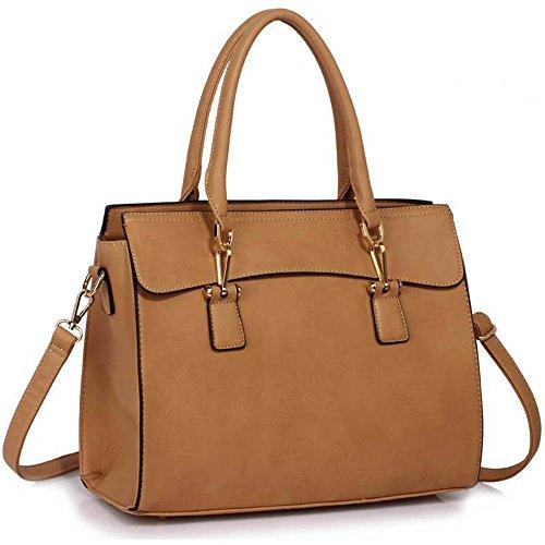 womens-handbag-faux-leather-polished-hardware-ladies-designer-tote-trendstar-bags