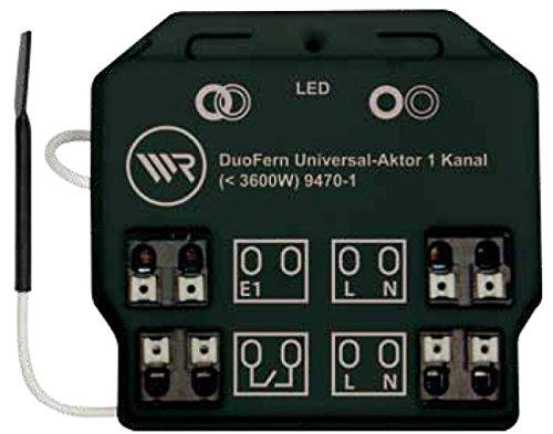 Rademacher Universalaktor Duofern, 1-Kanal 9470-1, 4716744