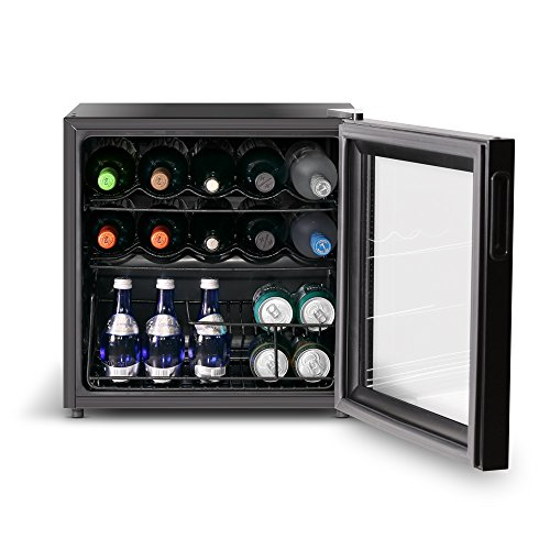 Inventor Vino Wine Cooler Fridge 49L, Glass Door