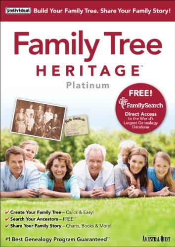 Price comparison product image Family Tree Heritage Platinum 9 [Download]